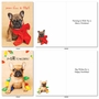 Hilarious Merry Christmas Greeting Card By Kelly Richardson From NobleWorksCards.com - Happy Howlidays image 3