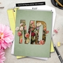 Stylish Mother's Day Grandma Jumbo Paper Card By NobleWorks Inc From NobleWorksCards.com - Happy MD image 6
