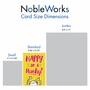 Hilarious Retirement Greeting Card From NobleWorksCards.com - Happy Monday image 5