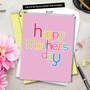 Creative Mother's Day Jumbo Printed Greeting Card from NobleWorksCards.com - Hipster image 6