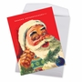 Humorous Merry Christmas Jumbo Paper Greeting Card By Offensive+Delightful From NobleWorksCards.com - HoHoHo Mothers image 2