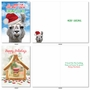 Funny Merry Christmas Paper Card By Assorted Artists From NobleWorksCards.com - Holiday Laughs image 4