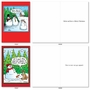 Hysterical Merry Christmas Printed Card By Randall McIlwaine From NobleWorksCards.com - Holly Jolly Rice Cakes image 4