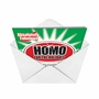 Hysterical Christmas Printed Greeting Card from NobleWorksCards.com - Homo For The Holidays image 2