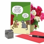 Hilarious Valentine's Day Printed Greeting Card By Scott Metzger From NobleWorksCards.com - Human Poem image 5