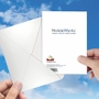 Humorous Birthday Paper Greeting Card From NobleWorksCards.com - Incorrect image 3