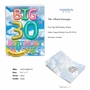 Creative Milestone Birthday Jumbo Printed Card From NobleWorksCards.com - Inflated Messages - 30 image 2