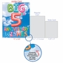 Stylish Milestone Anniversary Jumbo Paper Greeting Card From NobleWorksCards.com - Inflated Messages - 5 image 5