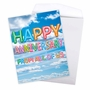 Stylish Anniversary Jumbo Card From NobleWorksCards.com - Inflated Messages - Anniversary image 3