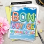 Creative Bon Voyage Jumbo Printed Card From NobleWorksCards.com - Inflated Messages - Bon Voyage image 6
