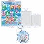 Stylish Boss's Day Jumbo Paper Card From NobleWorksCards.com - Inflated Messages - Boss's Day image 5