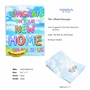 Stylish New Home Jumbo Card From NobleWorksCards.com - Inflated Messages - New Home image 2
