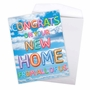 Stylish New Home Jumbo Card From NobleWorksCards.com - Inflated Messages - New Home image 3