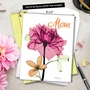 Stylish Mother's Day Jumbo Paper Greeting Card By Albert Koetsier From NobleWorksCards.com - Inspiring Floral Mix image 6