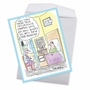 Hilarious Get Well Jumbo Printed Greeting Card By Harley Schwadron From NobleWorksCards.com - Insurance Card image 3