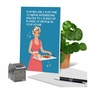 Hilarious Birthday Printed Card By Bluntcard From NobleWorksCards.com - Interesting Snacks image 6