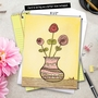 Stylish Mother's Day Jumbo Paper Greeting Card by Amy Kern Wickline from NobleWorksCards.com - Kids' Pix image 6