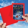 Funny Valentine's Day Paper Greeting Card From NobleWorksCards.com - Knight and Day image 3