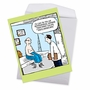 Hysterical Get Well Jumbo Printed Greeting Card By Dave Coverly From NobleWorksCards.com - Kwitcherbichen image 2