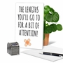 Funny Get Well Card By James Greenwood From NobleWorksCards.com - Lengths You'll Go image 5
