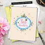 Stylish Graduation Jumbo Paper Card from NobleWorksCards.com - Let It Bee image 6