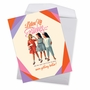 Funny Birthday Jumbo Paper Card By Offensive+Delightful From NobleWorksCards.com - Listen Up image 3