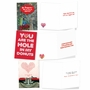 Funny Valentine's Day Paper Greeting Card From NobleWorksCards.com - Love Laughs image 3