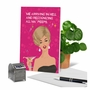 Hysterical Birthday Greeting Card By Bluntcard From NobleWorksCards.com - Ma' Peeps image 6