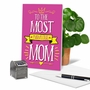 Hilarious Birthday Mother Printed Greeting Card From NobleWorksCards.com - Marvelous Mom image 5