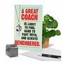 Hilarious Thank You Printed Greeting Card From NobleWorksCards.com - Memorable Coach image 6