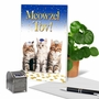 Hysterical Congratulations Greeting Card From NobleWorksCards.com - Meowzel Tov image 6