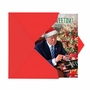 Funny Merry Christmas Paper Card From NobleWorksCards.com - Merry Tweeting image 2