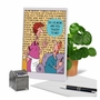 Funny Mother's Day Paper Greeting Card By D. T. Walsh From NobleWorksCards.com - Mom Chatter image 6