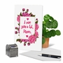 Humorous Mother's Day Paper Greeting Card From NobleWorksCards.com - Mom Debt image 6