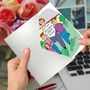 Hysterical Mother's Day Printed Card By Benita Epstein From NobleWorksCards.com - Mom's Business image 3