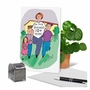 Hysterical Mother's Day Printed Card By Benita Epstein From NobleWorksCards.com - Mom's Business image 6