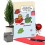 Hysterical Merry Christmas Greeting Card By Maria Scrivan From NobleWorksCards.com - Most Wonderful Time image 5