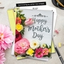 Stylish Mother's Day Jumbo Paper Card from NobleWorksCards.com - Mother's Day Blooms image 6