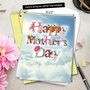 Stylish Mother's Day Jumbo Printed Greeting Card from NobleWorksCards.com - Mother's Day Bunch image 6