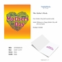 Creative Mother's Day Jumbo Printed Card From NobleWorksCards.com - Mother's Words image 2