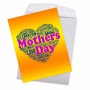 Creative Mother's Day Jumbo Printed Card From NobleWorksCards.com - Mother's Words image 3
