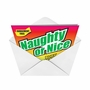 Hilarious Christmas Printed Card from NobleWorksCards.com - Naughty or Nice image 2