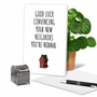 Hilarious New Home Greeting Card By James Greenwood From NobleWorksCards.com - New Neighbors image 5
