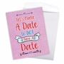 Humorous Galentine's Day Jumbo Card From NobleWorksCards.com - No Date image 2