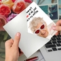 Hysterical Birthday Printed Greeting Card From NobleWorksCards.com - Not Hot Flashes image 3