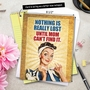 Hilarious Mother's Day Jumbo Greeting Card From NobleWorksCards.com - Nothing Is Lost image 6