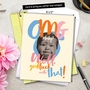 Hysterical Baby Jumbo Printed Card By Offensive+Delightful From NobleWorksCards.com - OMG A Baby image 6