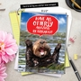 Hysterical Retirement Jumbo Printed Card From NobleWorksCards.com - Otterly Awesome image 6