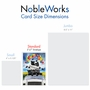Stylish Graduation Paper Greeting Card From NobleWorksCards.com - Panther Mascot - 2020 image 5