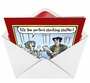 Humorous Christmas Greeting Card by Dan Piraro from NobleWorksCards.com - Perfect Stocking Stuffer image 2